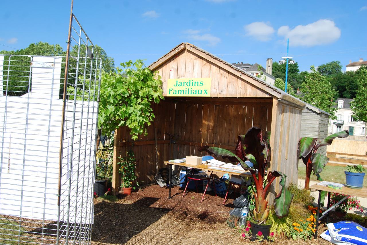 Balade au jardin 2014