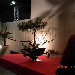 L'art floral en Asie